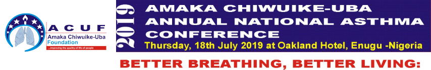 Acuf Asthma Conference